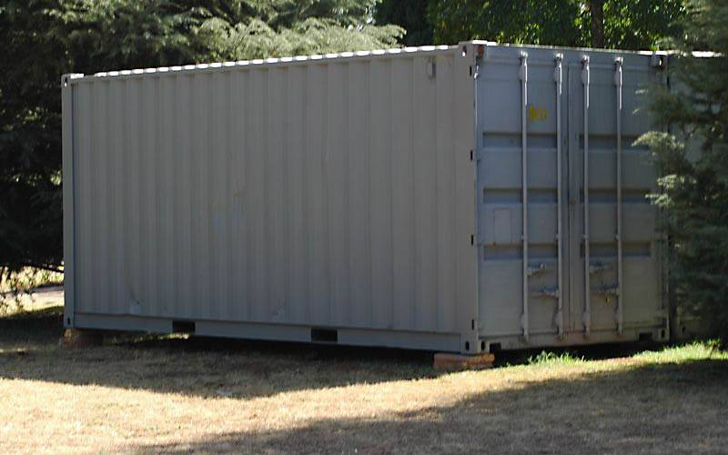 Container rental image